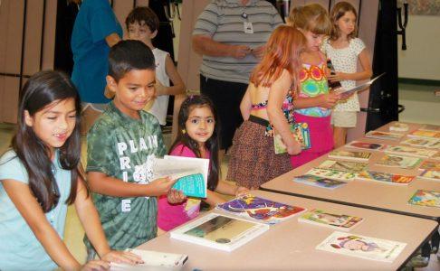 LEEF books for children