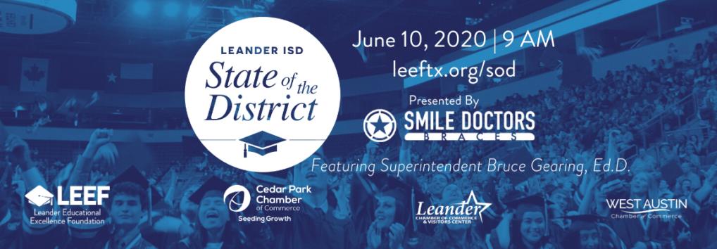 Leander ISD Virtual Event